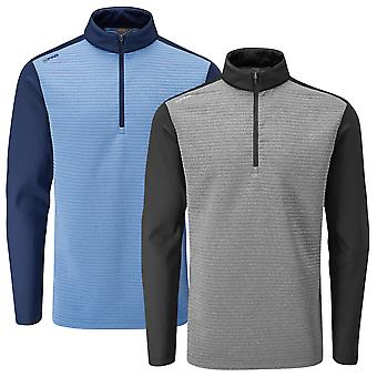 Ping Collection Mens Golf Phaser Mid-Layer Thermal Sweater
