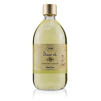 Shower Oil - Green Rose - 500ml/17.59oz