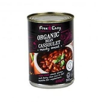 Free Natural - Organic Bean Cassoulet 400g