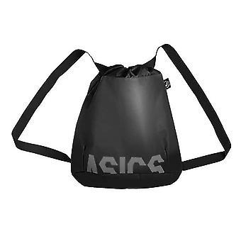 Asics Core Fitness Training Sports Gymsack Shoulder Bag Preto