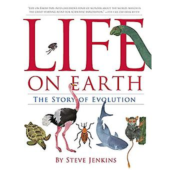Life on Earth - The Story of Evolution door Steve Jenkins - 978035810844