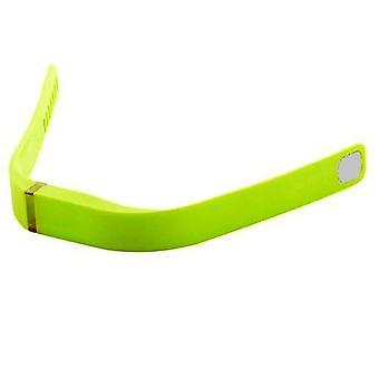 צמיד צמידים רצועת להקה עבור מעקב הפעילות Flex-Bit העוקב [קטן, ליים ירוק] לקנות 2 לקבל 1 חינם