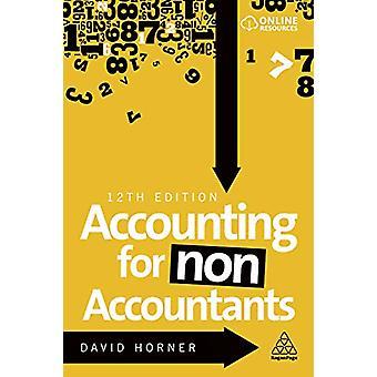 Redovisning av icke-revisorer av David Horner - 9781789664300 Bok