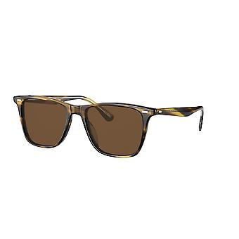 Oliver Peoples OV5437SU 100357 Cocobolo/True Brown Polarisierte Sonnenbrille