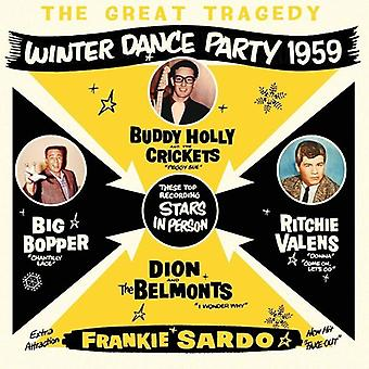 Great Tragedy: Winter Dance Party 1959 [CD] USA import