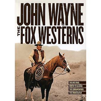 John Wayne - John Wayne: Fox Westerns Collection [DVD] USA import