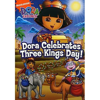Dora the Explorer - Dora Celebrates Three Kings [DVD] USA import