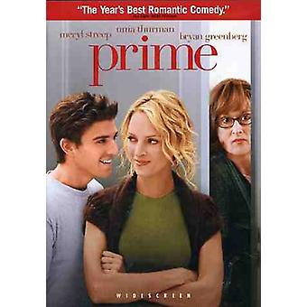 Prime [DVD] USA import