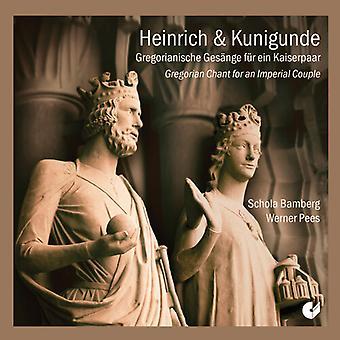 Heinrich & Kunigunde [CD] USA import