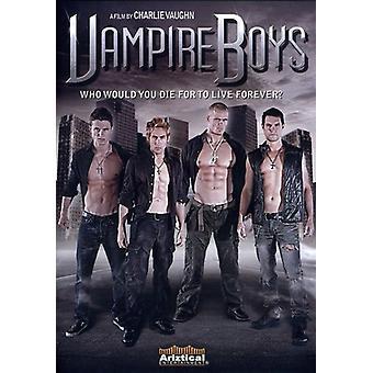 Vampire Boys [DVD] USA import