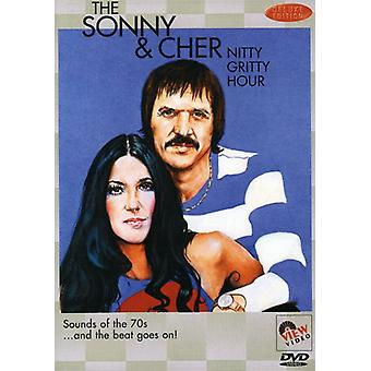 Sonny & Cher - Nitty Gritty Hour [DVD] USA import