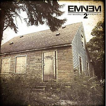Eminem - Marshall Mathers LP 2 [Clean] [CD] USA import
