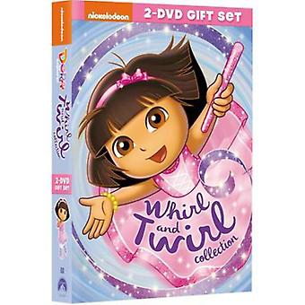 Dora the Explorer: Whirl & Twirl Collection [DVD] USA import