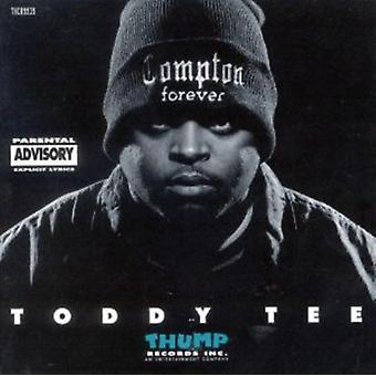Toddy Tee - Compton Forever [CD] USA import