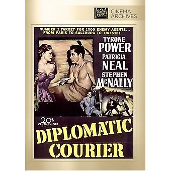 Diplomatic Courier [DVD] USA import