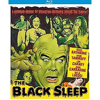 Importer des USA Black Sleep [Blu-ray]