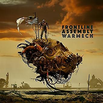 Front Line Assembly - Warmech [CD] USA import