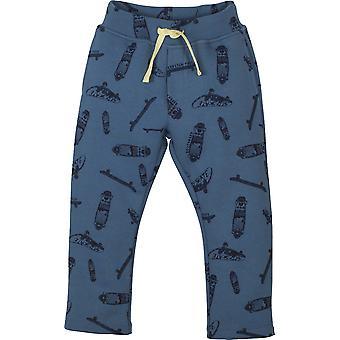 Mamino Boy Atom Pant Azul