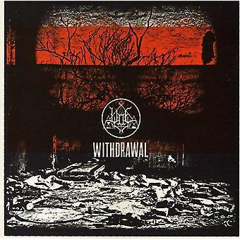 Woe - Withdrawal [CD] USA import