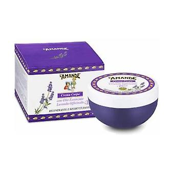 Officinalis Organic Lavender Body Cream 200 ml of cream