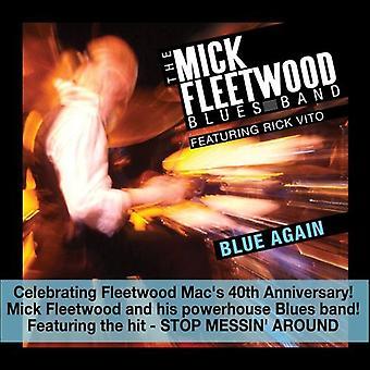 Mick Fleetwood - Blue Again [CD] USA import