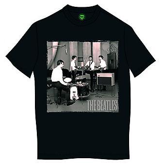 Die Beatles 1962 Studio Session offizielle T-Shirt T-Shirt Herren Unisex