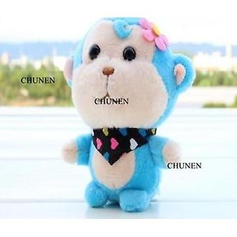 Little Cute New Stuffed Key Chain Peluche Toys Baby Animal Toys Dolls
