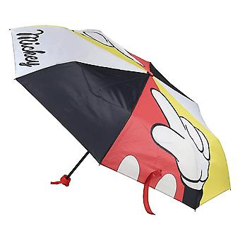 Mickey Mouse Folding Umbrella