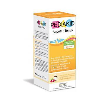 Syrup: Appetite Tonus 125 ml (Raspberry)