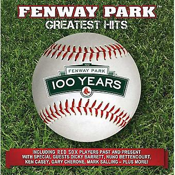 100 Year Anniversary of Fenway Park - 100 Year Anniversary of Fenway Park [CD] USA import