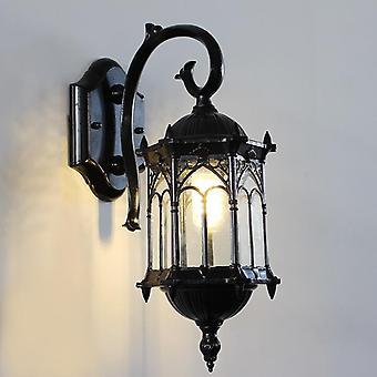 Wasserdichte Wand Licht Lampe-Vintage-Stil