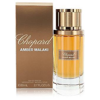 Chopard amber malaki eau de parfum spray (unisex) by chopard 552481 80 ml