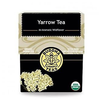 Buddha Teas Yarrow Tea, 18 Bags