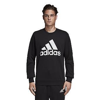 アディダスMHボスクルーFT DT9941ユニバーサルオールイヤー男性スウェットシャツ