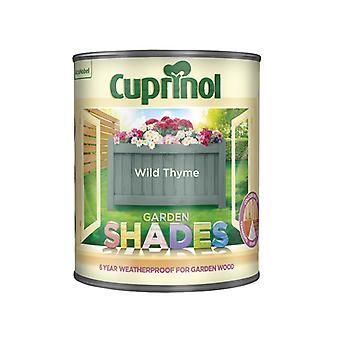 Cuprinol Garden Shades Wild Thyme 1 Litre CUPGSWT1L