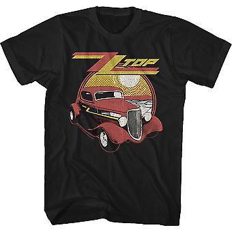 Eliminator ZZ Top T-paita