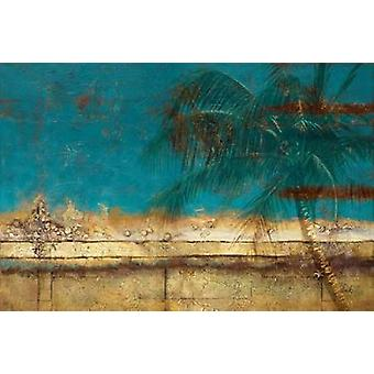 Sea Landscapes Poster Print by Patricia Pinto