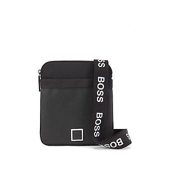 هوغو بوس Pixel_bw بولياميد الحقيبة السوداء