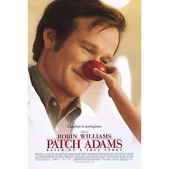 Patch Adams Movie Poster (11 x 17)