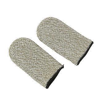 Hienkestävä naarmuuntumaton kosketusnäyttö Peliohjaimen sormikansi, käsineet