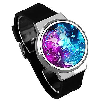 Waterproof Luminous LED Digital Touch Children watch  - Life in a different worl