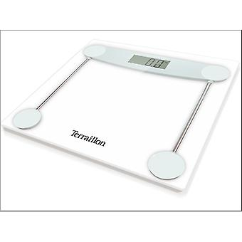 Terraillon Electronic Bath Scale Glass Clear TX5000