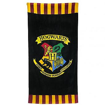Harry Potter Tylypahkan rantapyyhe