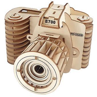 تطوير الاطفال الذكاء خشبية 3D لغز 57 قطعة -- الكاميرا
