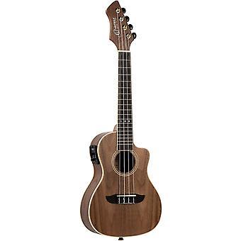 Ortega kitarat horizon sarja, 4-kielinen ukulele, oikea (ruwn-ce)