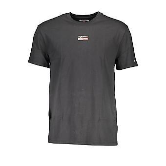 טומי הילפיגר חולצת טריקו שרוולים קצרים גברים DM0DM08353
