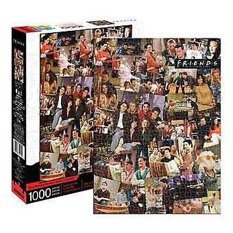 Friends - collage 1000pc puzzle