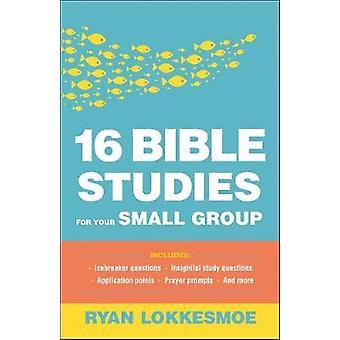 16 Bijbelstudies voor uw kleine groep