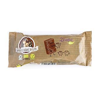 Chocolate and Hazelnut Bar 1 bar of 35g
