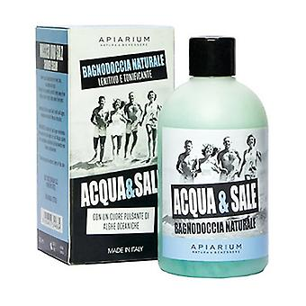 Salt and Water Biological Shower Gel 300 ml of gel